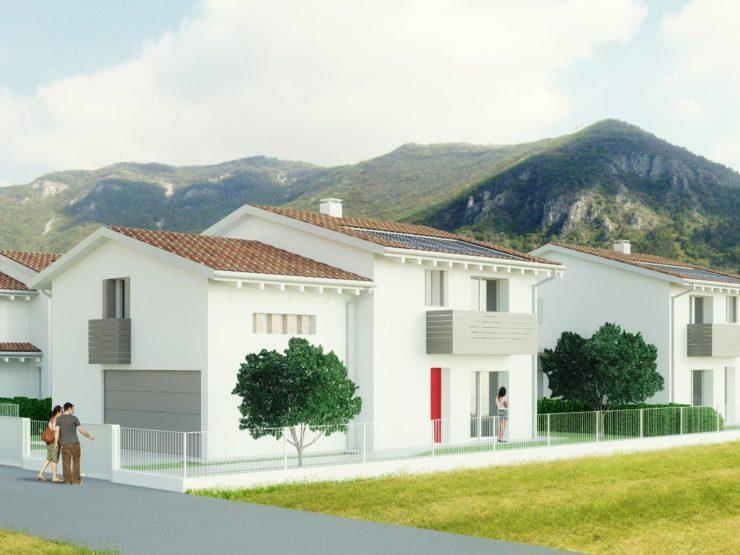 Villa singola – Pove del Grappa